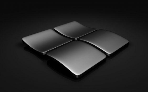 Black Windows 3d Background Windows Wallpaper Dark Windows Wallpaper Windows 10