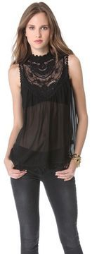 Blaque label Sleeveless Top on shopstyle.com