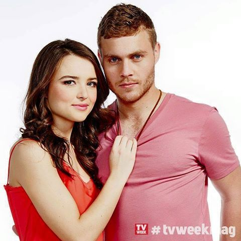 what episode on home and away does evie meet tank - Google Search