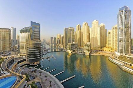 Dubaj, UAE