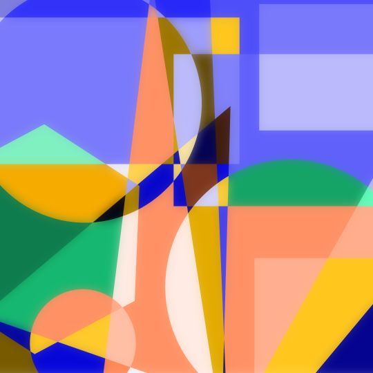 #inkscape #town #abstraction