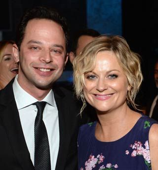 Amy Poehler and Nick Kroll make first public appearance as a couple