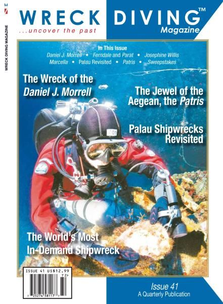 Wreck Diving Magazine - Issue 41 2017