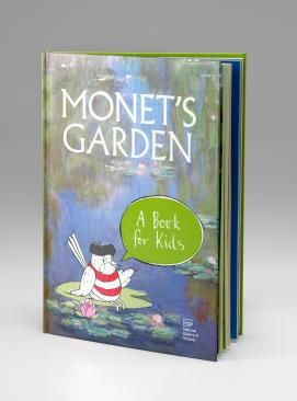 Monet's Garden: A Book for Kids by Kate Ryan http://tothotornot.com/2013/08/hot-monets-garden-a-book-for-kids-by-kate-ryan-ngv/