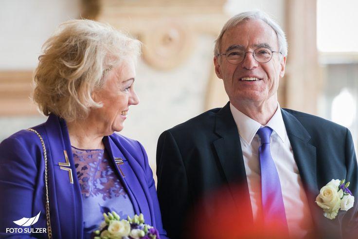 Emotionen bei Hochzeit in Mirabell, Salzburg
