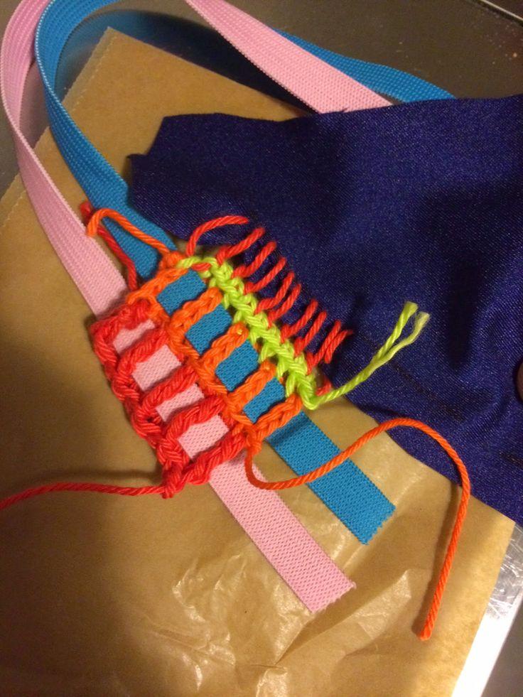 como fazer: biquíni de crochê