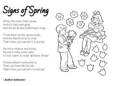 Worksheets Rhymes For Grade 1 93 best images about poem stories grade 1 on pinterest back to enjoy teaching english spring poems