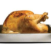 butter basted turkey-- seems legit  not too much of that fancy stuff, keeping it simple!