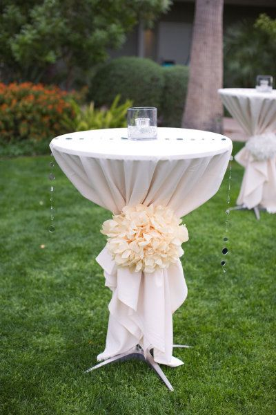 265 best images about cocktail table couture on pinterest - Cocktail dekoration ...