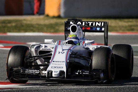 Felipe Massa F1 2015 PRÉ TEMPORADA Grande Prêmio