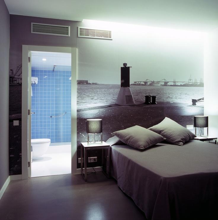 Habitación del Hotel Catalonia Avinyó en Barcelona.   Diseñadas para marcar la diferencia. www.hoteles-catal...