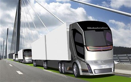 Curvy lorries could save fuel - and lives New proposals could mean a new generation of safer, more efficient lorries on our roads.