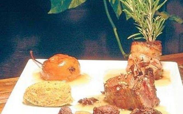 Saga di selvaggina con pere (con carne di cervo) #saga #di #selvaggina #con #pere