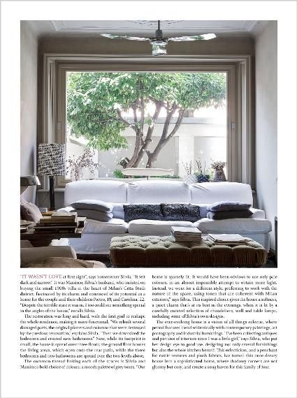 Homes - clipped from page 98 of Home Beautiful, Jul 2014 issue by the Netpage app.