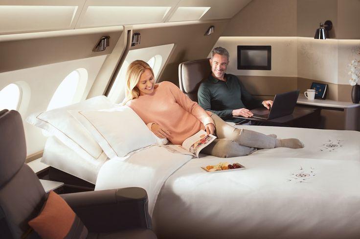 Singapore Airlines : nouvelle Première classe sur Airbus A380