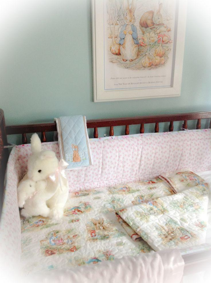 11 best peter rabbit nursery images on pinterest peter - Peter rabbit nursery border ...
