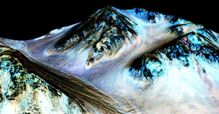 ICYMI: Scientists Have Discovered Massive Ice Sheets on Mars