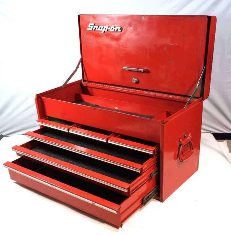 Best Snap On Kra 56 J Top Chest 6 Drawer Tool Box 26 X 14 5 16 640 x 480