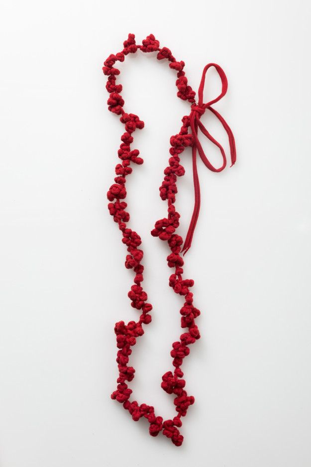 Alabama Chanin - Holiday Shop - Knotted Necklace