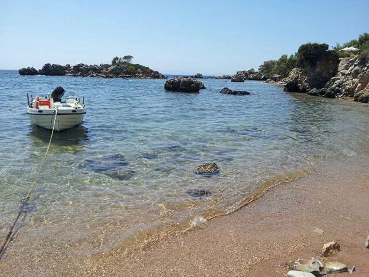 Kalogria beach, Stoupa in Peloponneso - Greece