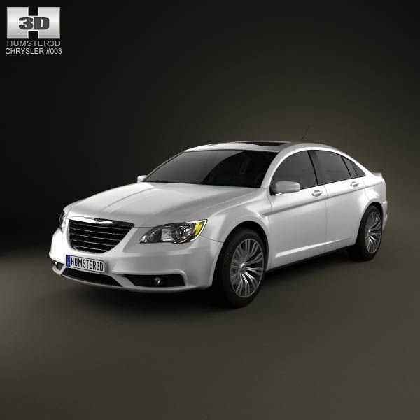 78+ Images About Chrysler 3D Models On Pinterest