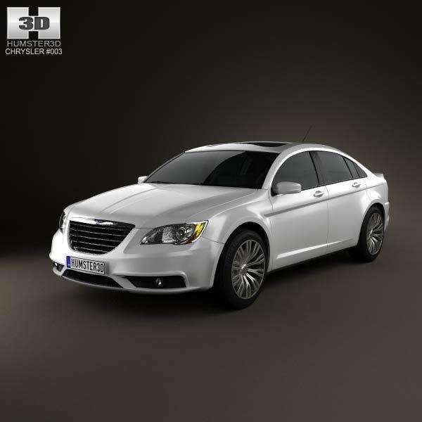 78+ Images About Chrysler 3D Models On Pinterest
