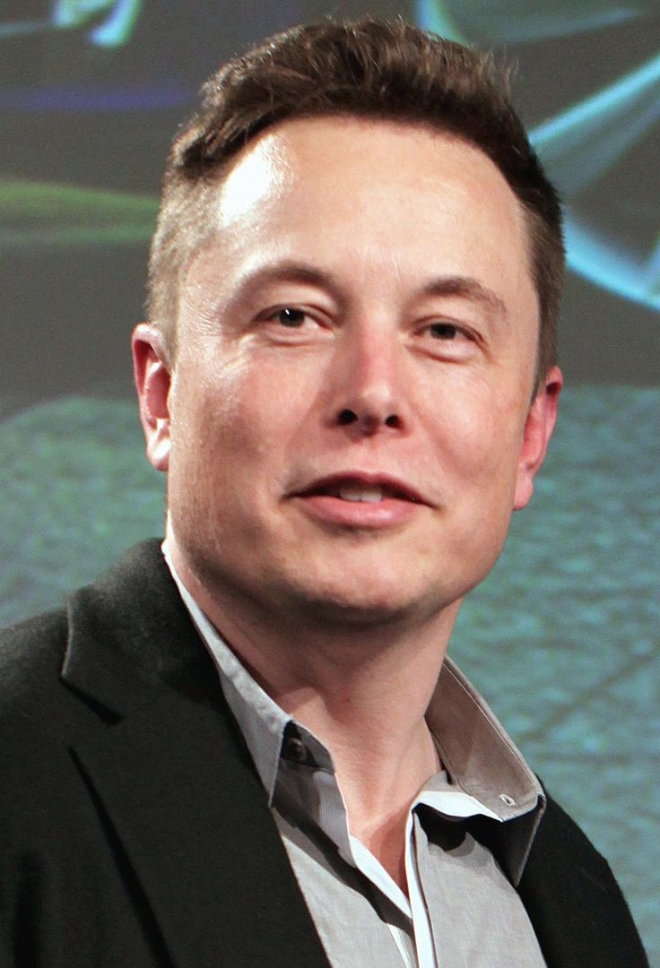 "Elon Musk - Agnostic (praying on Falcon1 launch to ""those listening""), engineer/inventor, CEO of PayPal merger company, global warming reduction, multiplanetary human life (Mars), Hyperloop,"