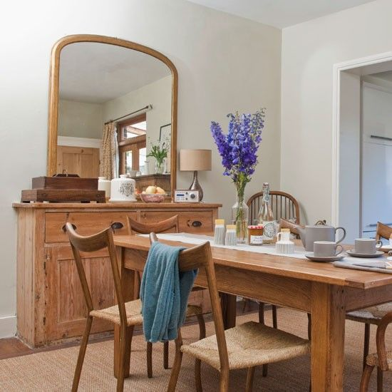 Esszimmer Wohnideen Möbel Dekoration Decoration Living Idea Interiors home dining room - Traditionelle Esszimmer Mitte des Jahrhunderts