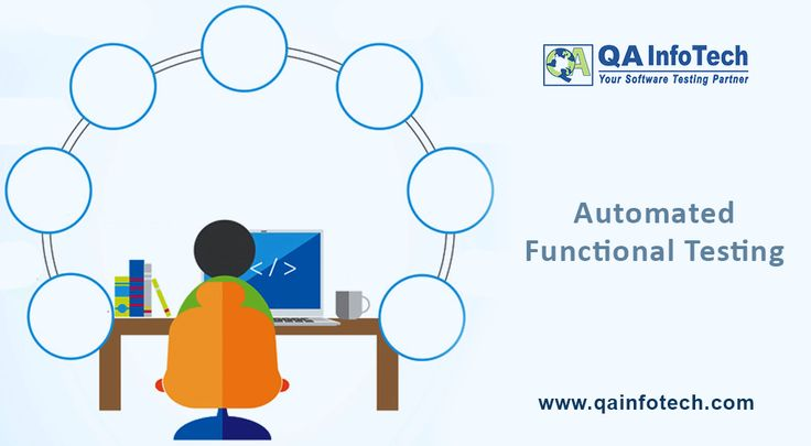 Selenium being  an effective, easy to use and highly portable open-source tool is widely used across the world. We at QA InfoTech can help you with comprehensive automated functional #testing using #Selenium. Reach our #TestAutomation experts at sales@qainfotech.com or read this interesting post at http://qainfotech.com/functional-testing-synonymous-with-manual-or-automated-testing/