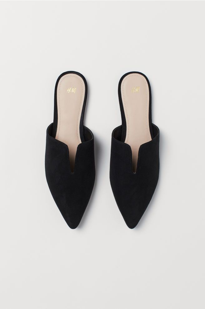 29da42e15 Pointed Mules in 2019 | New lewks | Shoes, Minimalist shoes, Mules shoes