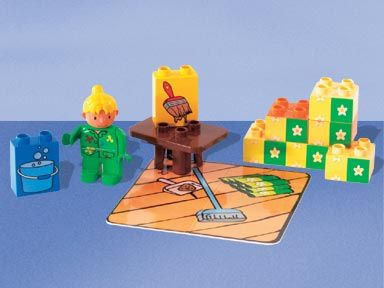 3278-1: Wallpaper Wendy   Brickset: LEGO set guide and database