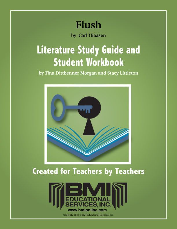 64 best literature study guides in education section images on flush study guide and student workbook enhanced ebook fandeluxe Choice Image