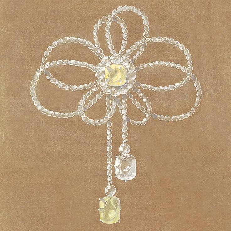 Circa 1895, this asymmetric bow knot brooch is an early example of Chaumet's use of the motif. Tie a bow with Chaumet's fashion and luxury new Insolence jewellery collection, combining yellow and white gold with diamonds in an oh so chic French way: http://www.thejewelleryeditor.com/jewellery/article/chaumet-insolence-jewellery-collection/ #jewelry