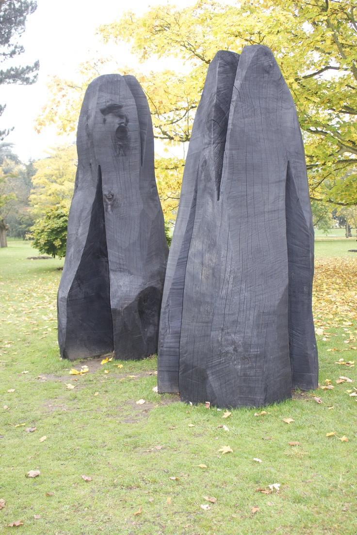 David Nash #davidnash #sculpture #nature #landscape #art #artist