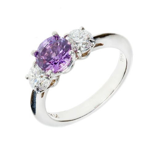This is a very rare world class jewel and worth a trip from anywhere on earth to see! Tiffany & Co Platinum Purple Sapphire & Diamond Engagement Ring now on sale!   https://www.petersuchyjewelers.com/products.php?product=Tiffany-%26-Co--1.22ct-Sapphire-Diamond-Platinum-Engagement-Ring . . . . . #natural #diamonds #jewelry #shopping #class #style #fashion #gems #unique #platinum #engagement #family #certified #gia #lifestyle #love #gifts #beauty #sale #jewelryofinstagram #purple #tiffany