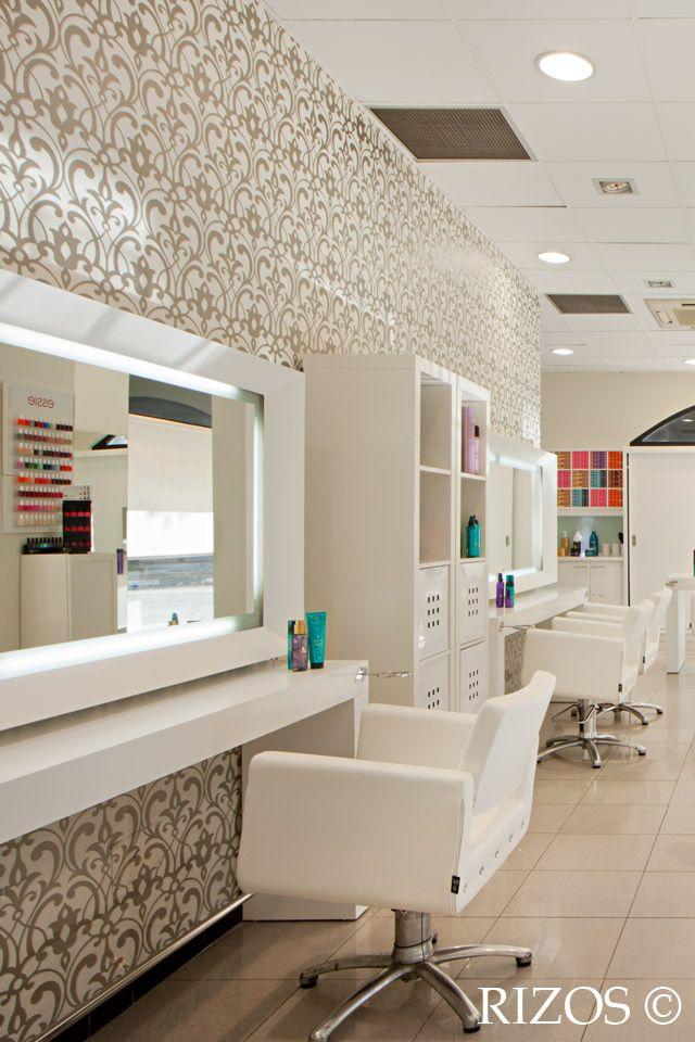 Hair saloon RIZOS - C/ Corazón de María esq. San Nazario - Madrid, España