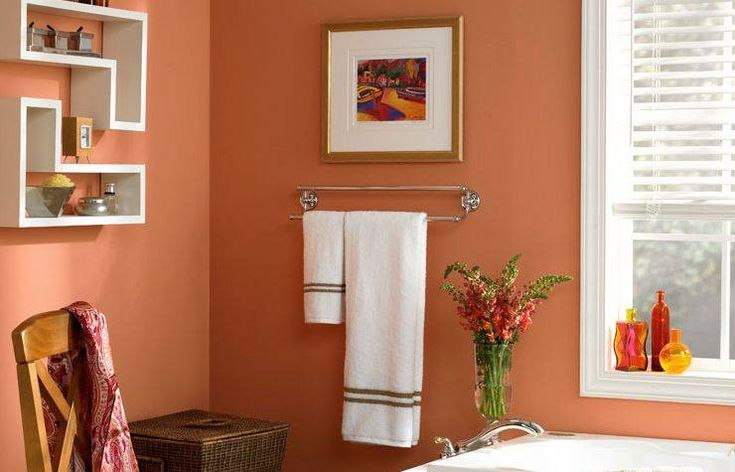 Small Bathroom Color Ideas: 17 Best Ideas About Small Bathroom Paint On Pinterest