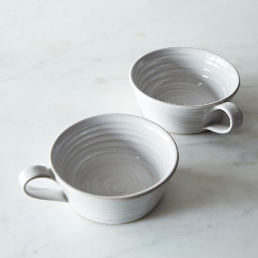 Soup Mug on Provisions by Food52 -- good for making soup at work.