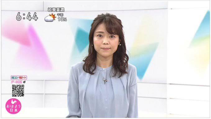 日本 おはよう 中山 果奈
