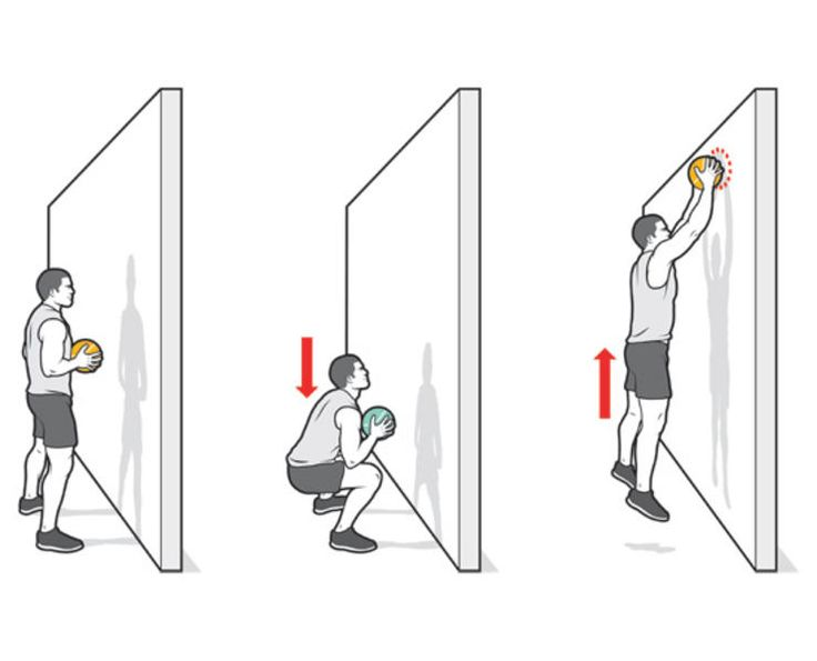 Wall Tap http://www.menshealth.com/fitness/medicine-ball-workout/wall-tap