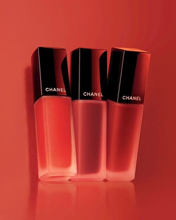 red Chanel lipstick Giveaway