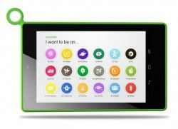 """Android has Taken Over OLPC: New 7"""" and 10"""" XO Tablets at CES 2014, Android 4.3 on the XO-4 Laptop - The Digital Reader"""