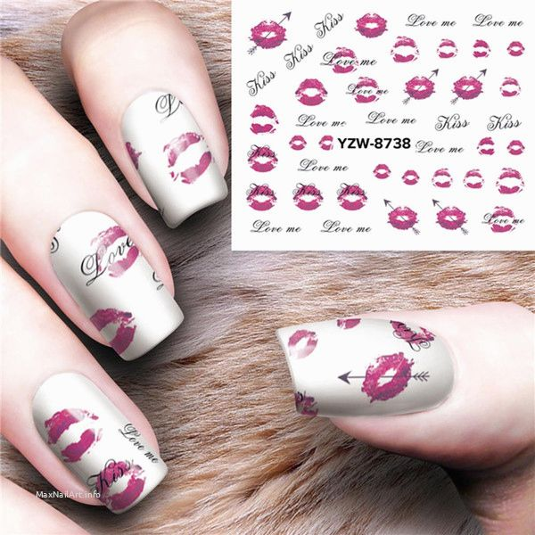 Kiss Halloween Nail Stickers Luxury Kiss Halloween Nail Stickers Halloween Birthday Nails Nails Nailsticker Nailstickers Nailstickerart Nailstickerad Di 2020