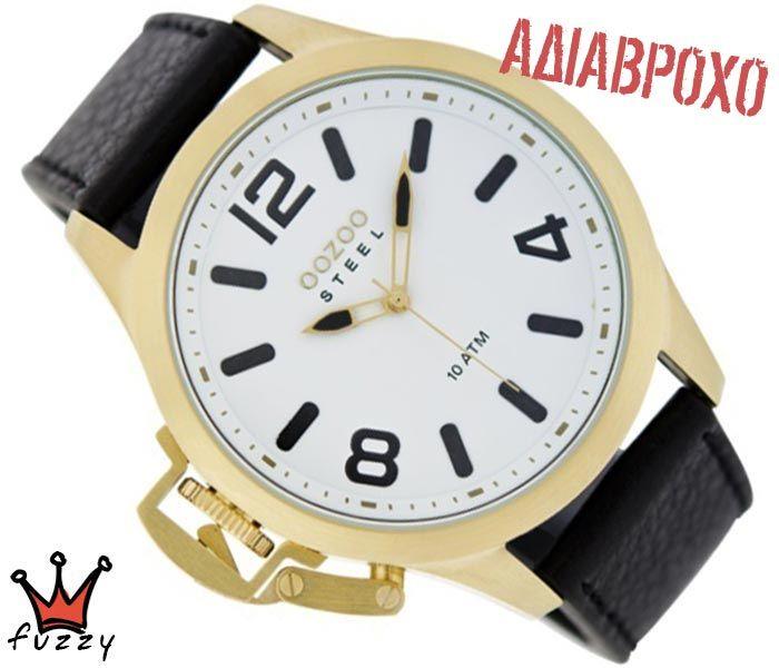 Ρολόι ανδρικό OOZOO STEEL XL OS340