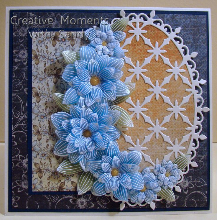 Creative Moments With Sandy: Heartfelt Creations Sun Kissed Flowers
