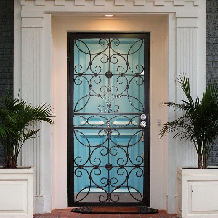 27 best Modern Wrought Iron Doors images on Pinterest ...