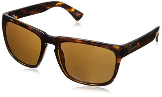 134876f5a36 Electric Visual Knoxville Gloss Tortoise Polarized Bronze Sunglasses Review