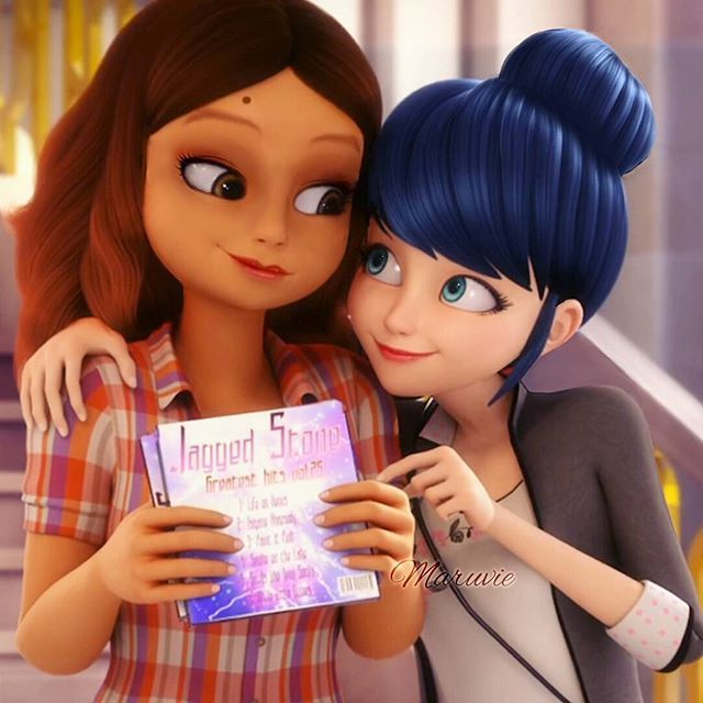 13 Best Alya And Marinette Gt Bff Images On Pinterest