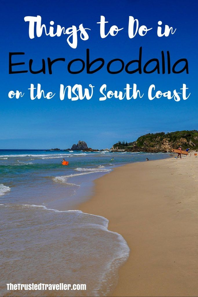 Explore the beaches including Surf Beach at Narooma - Things to Do in Eurobodalla on the NSW South Coast - The Trusted Traveller