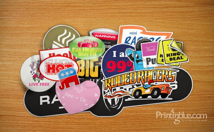 Read about the 10 major facts about stickers you never knew